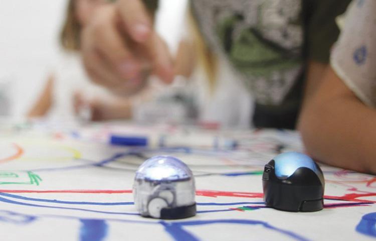 Vinterferiehygge: Leg med robotter