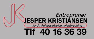 Entreprenør Jesper Kristiansen - Jord, Anlægsarbejde, Nedbrydning