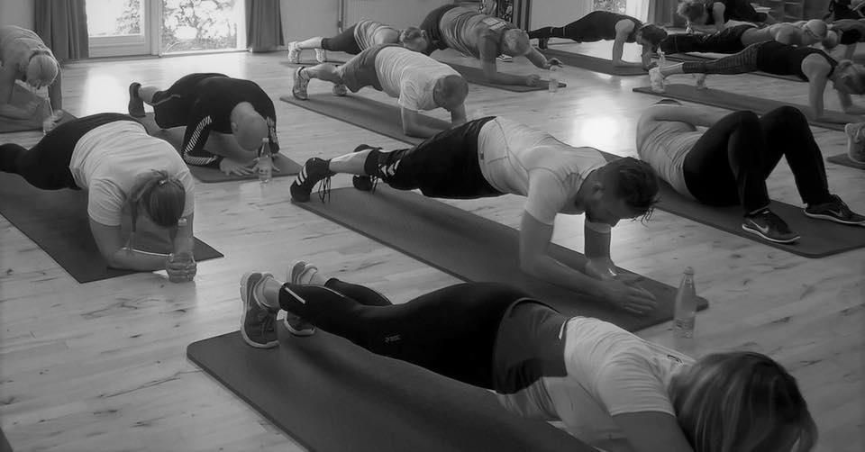En times gratis core træning