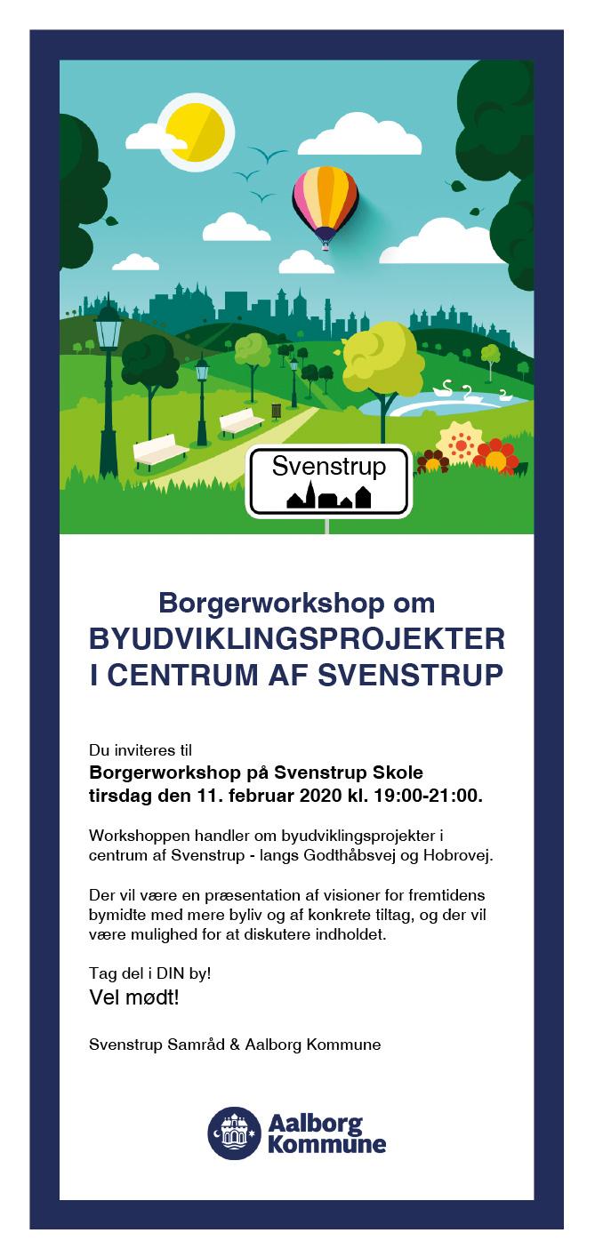 Borgerworkshop - Svenstrup