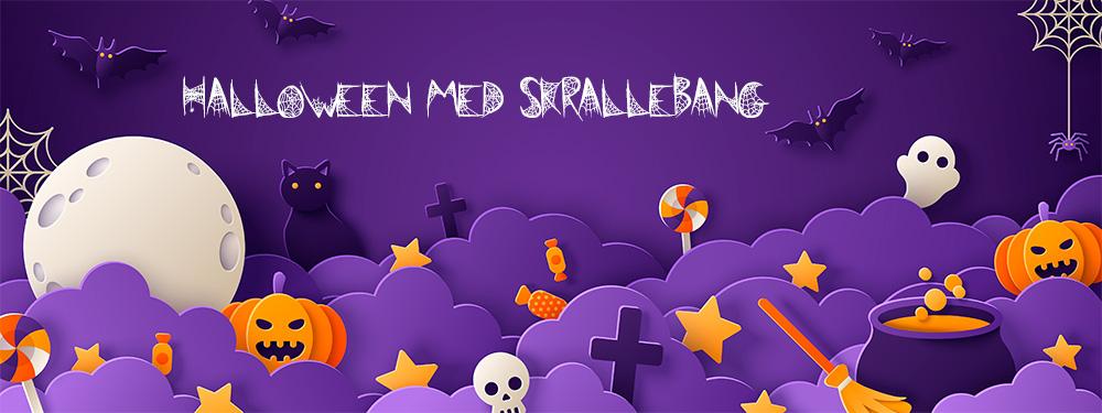 Halloween med Skrallebang